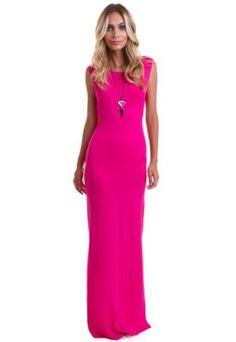 cfaee053e Vestido Longo - Vestidos Lindos e da Moda