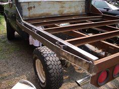 Custom Flatbed, Custom Truck Beds, Custom Trucks, Welding Trailer, Welding Trucks, Old Trucks, Chevy Trucks, Flatbeds For Pickups, Flatbed Truck Beds