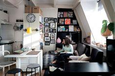Idées pour transformer un petit espace   Magazine IKEA