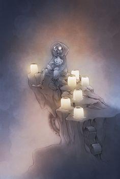 Earthling by shirotsuki.deviantart.com