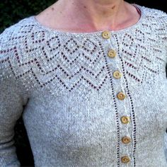 Luella Cardi Knitting pattern by Suzie Sparkles