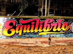 Equilibrio - By Elliot Tupac