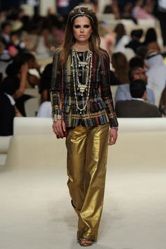 Get ready to drool over our photos of chanel metiers d'art collection paris-edinbourg