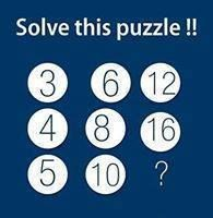 solve this puzzle. Math Quizzes, Logic Math, Logic Puzzles, Math Worksheets, Math Resources, Math Activities, Reto Mental, Logic Problems, Math Enrichment