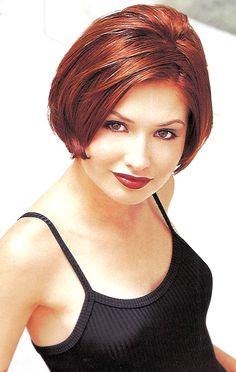 #RedHairColorColoringSantaMonica-Get it at Next Salon (310) 392-6645. http://www.nextsalon.com/