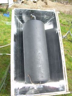 How To Build a Off Grid Solar Hot Water Heater