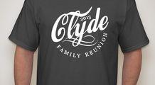 Family Reunion T-Shirt Designs - Designs For Custom Family Reunion T-Shirts - Free Shipping!