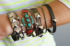 Make Studded Bangles in Under 15 Minutes
