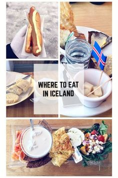 """One of my favorite parts about traveling to a new country is exploring the local cuisine. When I returned from Iceland last March, the first question many people asked was """"What kind of food did you eat?"""" Although Iceland has… Continue Reading → #iceland #europe #exploreeurope #reykjavik #visiticeland #traveliceland Island Travel, Iceland Travel Tips, Guide To Iceland, Iceland Adventures, Did You Eat, Voyage Europe, All I Ever Wanted, Best Places To Eat, Future Travel"""