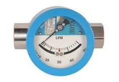 Liquid flow meter measuring pressure, and mass flow controllers.