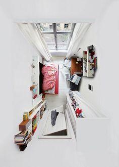 Gutes Wohnen braucht weder Flügeltüren noch viele Zimmer. Es funktioniert auch auf wenigen Quadratmetern. Immer mehr Architekten und Designer arbeiten an neuen Lösungen. Gut so