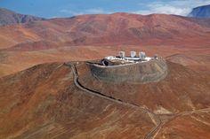 Los observatorios astronómicos más importantes del mundo