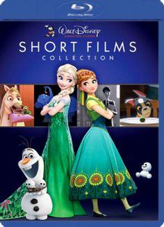 Walt Disney: Colección De Cortometrajes (2000-2015) [DVDRip] [Latino] [Animación] [MG]