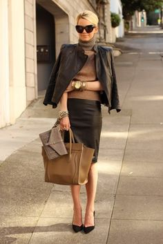 The Innate Style of a Classic Leather Jacket - and Why You Need One!