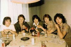 Bay City Rollers, Rosetta Stone, Celebrity, Teen, Japan, Memories, Memoirs, Souvenirs, Celebs