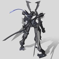 GNX-Y901W Susanowo (aka Susanowo) is an upgraded version of the GNX-U02X Masurao that appears in season two of Mobile Suit Gundam 00, piloted by Mr. Bushido. Back