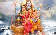 shiv parvati wallpaper full size | Wide HD Wallpapers