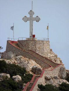 one of my favourite spot - Karpathos Island, Greece by nasia. Karpathos Greece, Zorba The Greek, Greece Islands, Religion, Greece Travel, Crete, Paris Skyline, Beautiful Pictures, Landscape