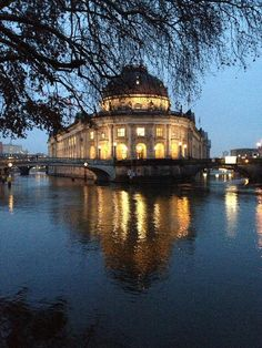 They have MUSEUMS ON ISLANDS!   Community Post: 22 Reasons You Need To Move To Berlin Now