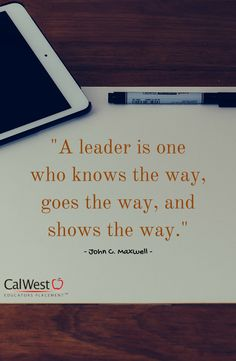 Are you a #leader?