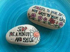 Cute Rock Painting Design Ideas You Will Love 41