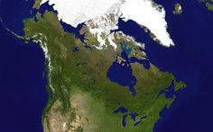 Canada has the longest coastline of any country in the world at 151,600 miles