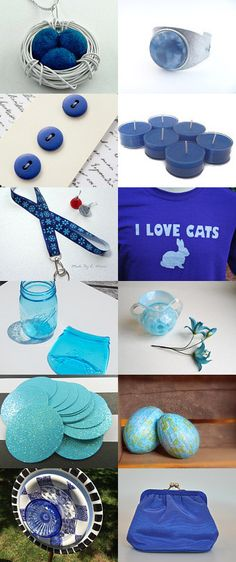 We've Got the Blues ... by Melissa Jones - Tyler on Etsy--Pinned with TreasuryPin.com