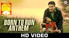 Born To Run Anthem Lyrics and HD Video | Siddharth Mahadevan