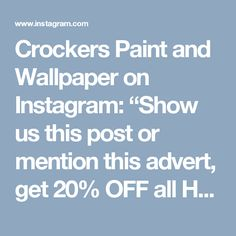 """Crockers Paint and Wallpaper on Instagram: """"Show us this post or mention this advert, get 20% OFF all Haymes Ultra Premium and Simply Woodcare products until January 29! Celebrate Australia Day the Aussie way using The Great Australian Paint. Haymes Paint..Made in Australia and owned by Australians. 🇦🇺🇦🇺 Retail customers only, and excludes 15 lt sizes. #crockers #crockerspaint #haymespaint #thegreataustralianpaint #australiaday #celebratesustraliaday #summertimepainting #diy"""""""