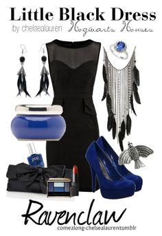 Ravenclaw | Little Black Dress - Click here!