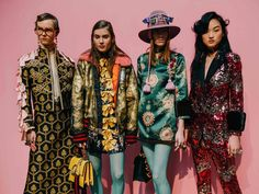 In case you haven't noticed, there's a revolution happening over at Gucci and the genius leading the rebellion is a man who strongly believes in emotion over rationality. Since he was appointed creative director nearly a year ago, Alessandro Michele has uncovered the delightful eccentricity in