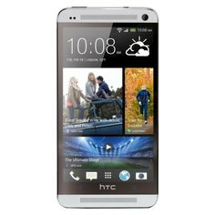 HTC One 32GB Verizon CDMA Android Cell Phone with Beats Audio - Silver
