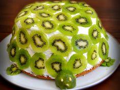 Wie wäre es passend zum Frühling mit unserer hübschen und leckeren Schildkröten-Torte? Zeit: 60 Min.  | eatsmarter.de