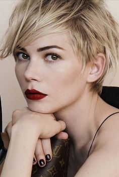 Trendy Pixie Cuts for 2016   Haircuts, Hairstyles 2016 / 2017 and Hair colors…