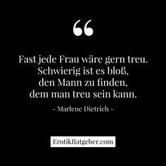 #quotes #goodvibes #sex #sexquoteoftheday #erotikmagazin #erotikratgeber #sexpositive #sexblogger #sexblog #sexcoaching #sexfakten #sextastisch #erotik Marlene Dietrich, Porno, Quotes, Blog, Movies, Movie Posters, New Day, Erotic, Tips And Tricks
