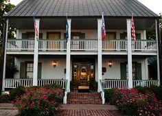 Cafe Vermilionville, Lafayette, LA. http://www.cafev.com/
