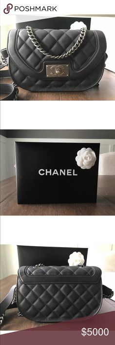 CHANEL HANDBAG Follow us Instagram @hqdesignerbags.. will sell cheaper on google wallet. All bags come with authentication certificate from REAL AUTHENTICATION ... 100% authentic or your money back :))) CHANEL Bags