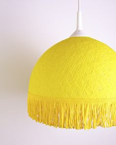 yellow lamp!!!