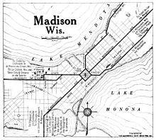 Madison Isthmus - Wikipedia, the free encyclopedia