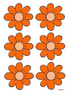 ARILARLA ÇİÇEKLER RENK EŞLEŞTİRME Bee Crafts For Kids, Diy And Crafts, Color Activities, Autumn Activities, Friendship Activities, File Folder Activities, Flower Template, Different Flowers, Plantation