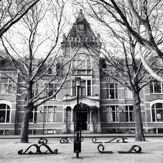 Eikenplein Amsterdam Oost.