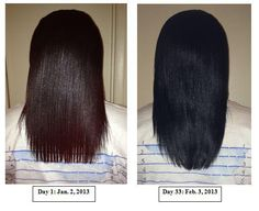 Before and after hair growth tips: Achieve longer, stronger, fuller, healthier hair with Hairfinity vitamins. SEE MORE at http://hairfinity.com/TestimonialsofFasterHairGrowth.htm