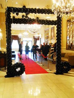 Music note #arch! #balloons #corporateevents #ballooncorporateevents #events…
