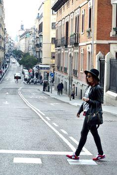 Victim of my closet: MADRID (XMAS) + DANIEL WELLINGTON #kissmylook
