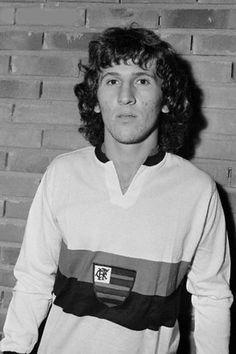 Foto Rara do Zico (1973)