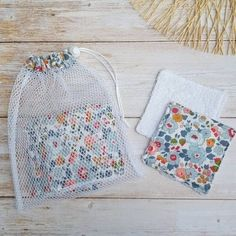 6 quick and easy sewing accessories free tutorials LOUISE Creation Couture, Couture Sewing, Sewing Accessories, Diy Embroidery, Filet Crochet, Sewing Patterns Free, Diy Fashion, Fabric Crafts, Sewing Projects