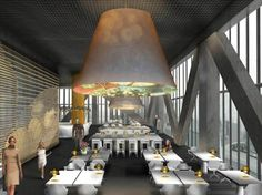 This is a render of the bar at the nhow Rotterdam, looks amazing doesn't it? ;-) http://www.nh-hotels.com/nh/en/hotels/the-netherlands/rotterdam/nhow-rotterdam.html?soc=10689&nhagentid=12050&nhsubagentid=120506320689