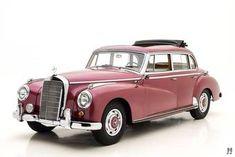 1956 Mercedes-Benz 300C Sedan