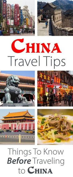 Best China Travel Tips. Things you should know before traveling to China. Defini… Best China Travel Tips. Things you should know before traveling to China. Definitely get a VPN, but there's a lot more you should know! Travel Advice, Travel Guides, Travel Tips, Travel Hacks, Camping Checklist, Travelling Tips, China Travel Guide, Asia Travel, Egypt Travel