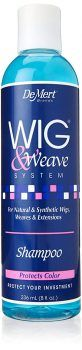 DeMert Wig & Weave System Shampoo for Natural and Synthetic Hair 8 oz: This shampoo cleans, deodorizes, conditions and restores human or synthetic hair wings without stripping color. Makes You Beautiful, Beautiful Long Hair, Long Blonde Curls, My First Wig, Hair Wings, Best Wigs, Dull Hair, Natural Shampoo